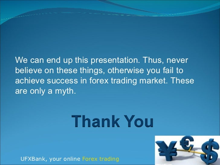 Can you trade forex successfully