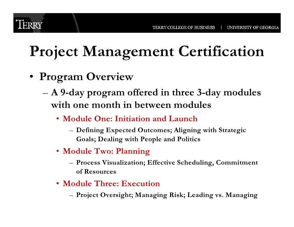 Uga Terry College Of Business Executive Programs