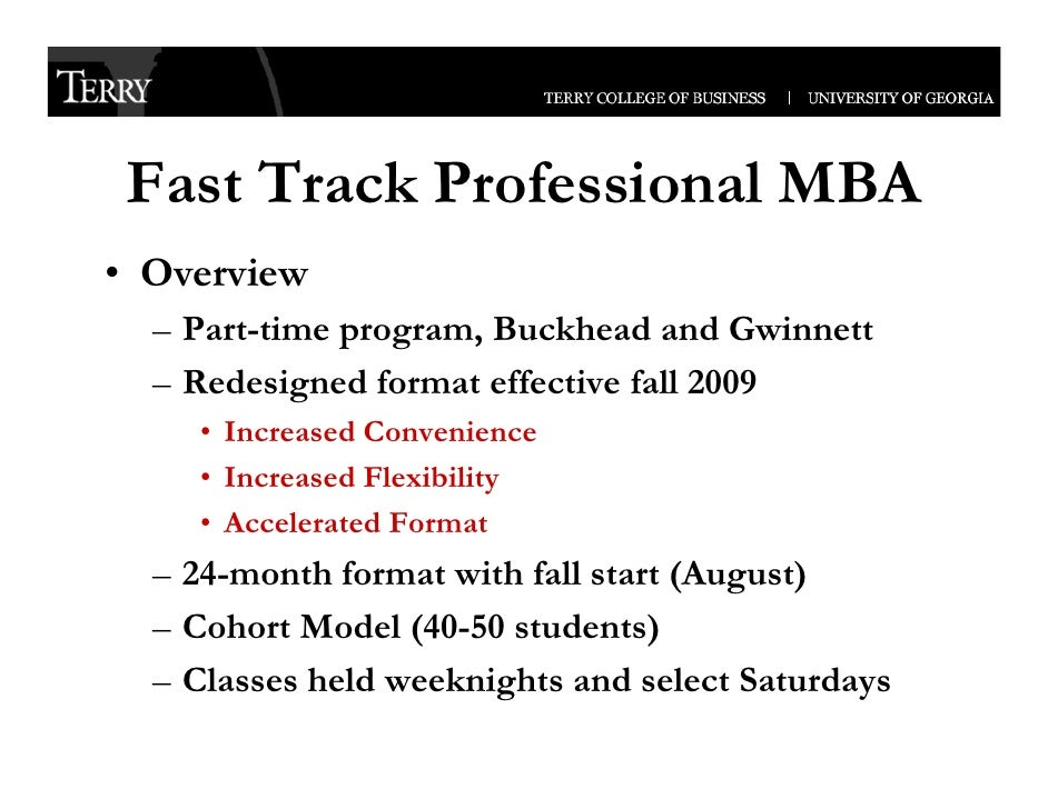 Uga Terry College Of Business Executive Programs