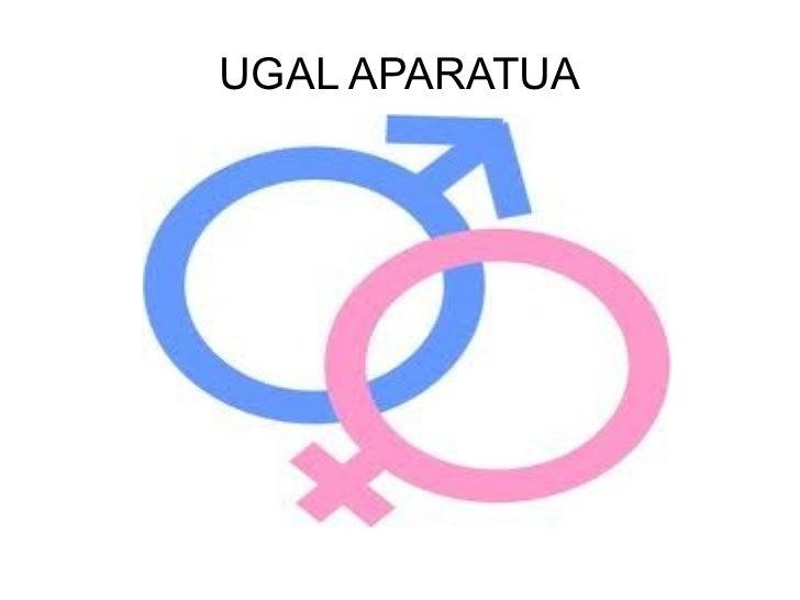 UGAL APARATUA