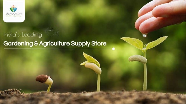 India's Leading Gardening & Agriculture Supply Store