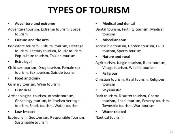 push and pull factors in tourism pdf