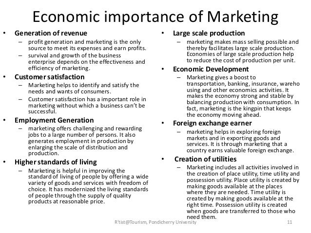 importance of service marketing in indian economy Service sector in indian economy for later save  service marketing role in indian economy  the importance of services in employment creation needs to be.