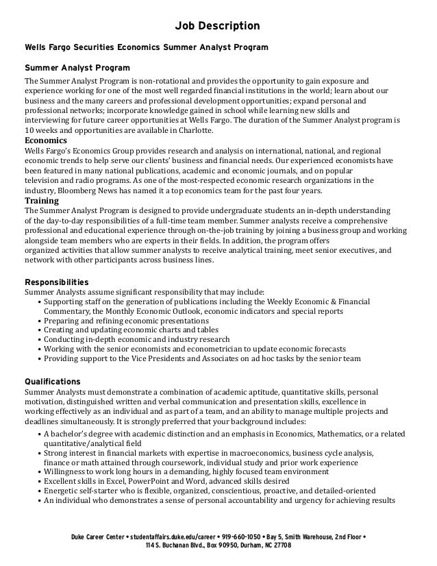 analyst job description cover letter business analyst cover letter