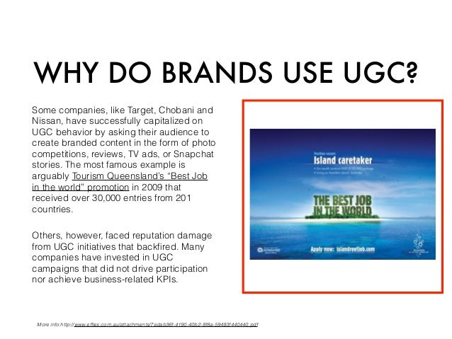 User-Generated Content: Do You Really Need It? Slide 3