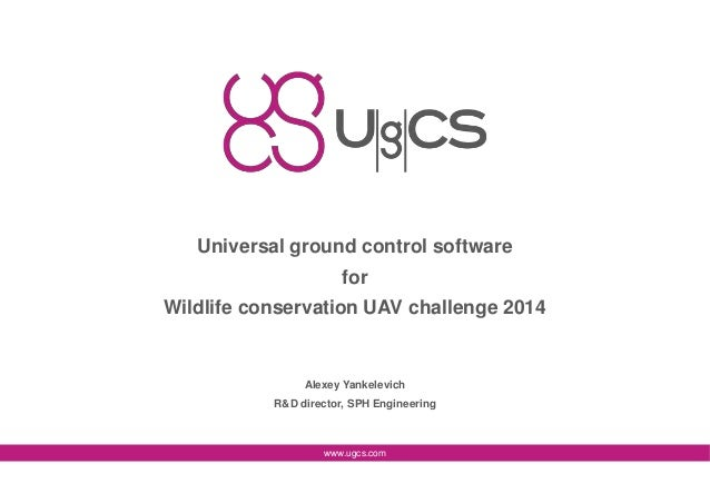 Universal Ground Control Software (U[g]CS) features and