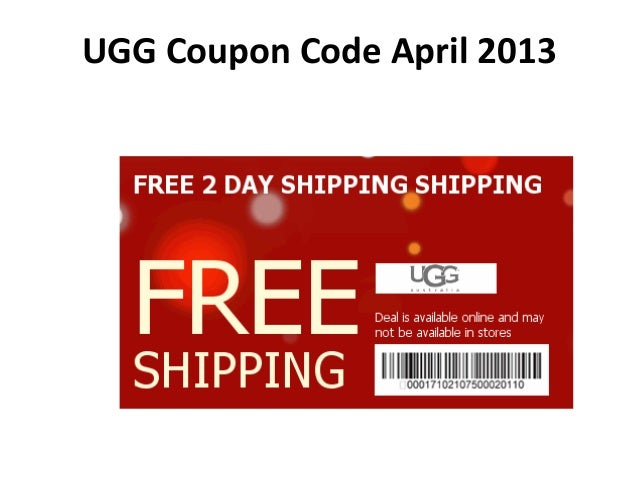 ugg outlet online coupon code