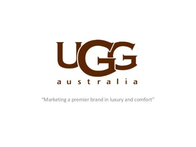 """Marketing a premier brand in luxury and comfort"""