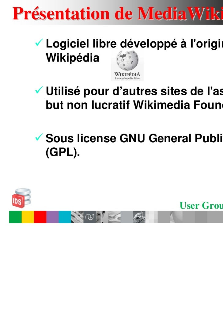 Ugif 04 2011   consulti x mediawiki - ugif Slide 3