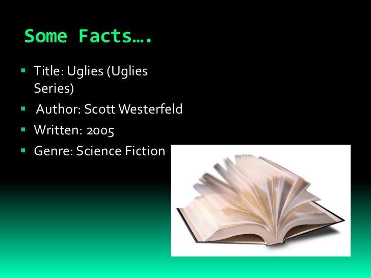 Uglies book summary