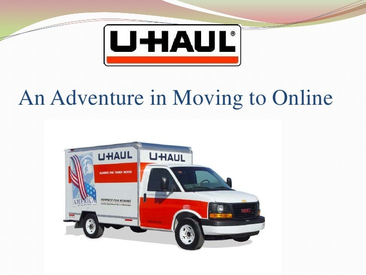 An Adventure in Moving to Online<br />