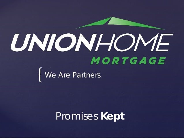 {We Are Partners Promises Kept