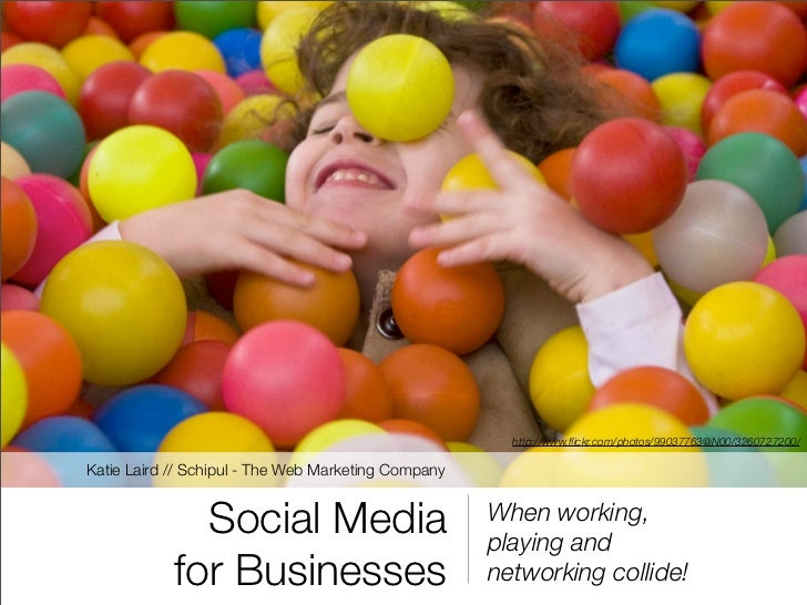 http://www.flickr.com/photos/99037763@N00/3260727200/  Katie Laird // Schipul - The Web Marketing Company                 S...