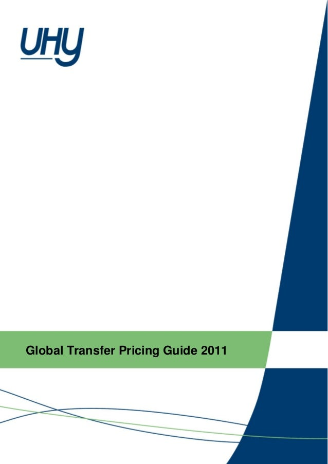 Global Transfer Pricing Guide 2011