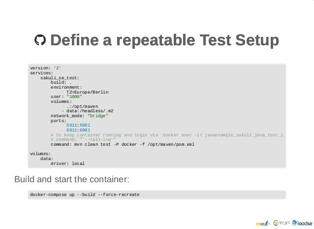 UI Testing - Selenium? Rich-Clients? Containers?