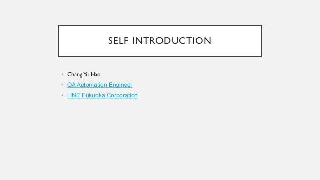 UI Automation Test with JUnit5 Slide 2