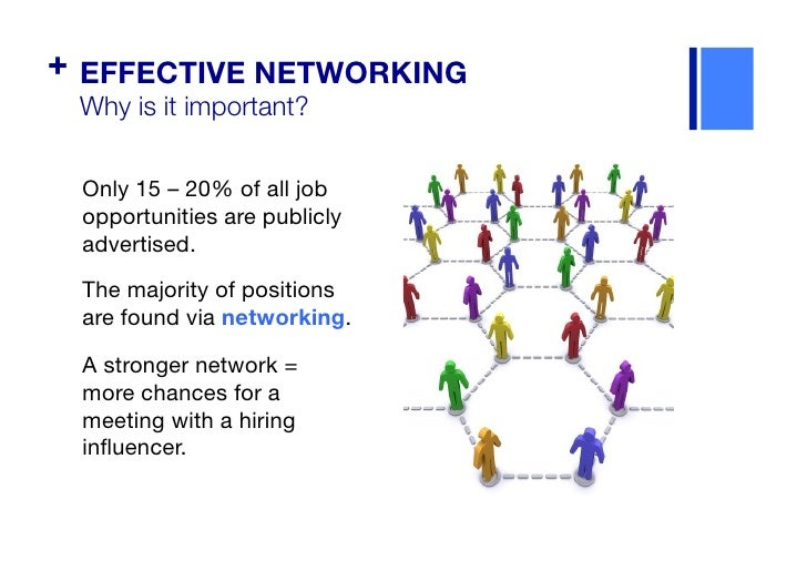 why is networking an effective job The leadership insider network is an online community where the most thoughtful and influential people in business contribute answers to timely questions about careers and leadership.