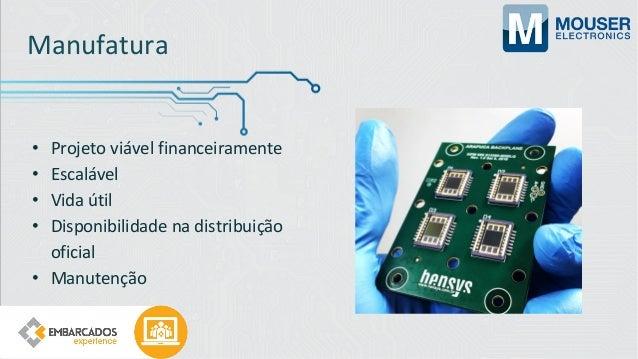 Design House - Desenvolvendo seu produto eletrônico