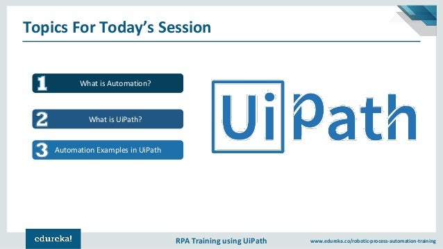 Top 5 Automation Examples in UiPath | UiPath Automation