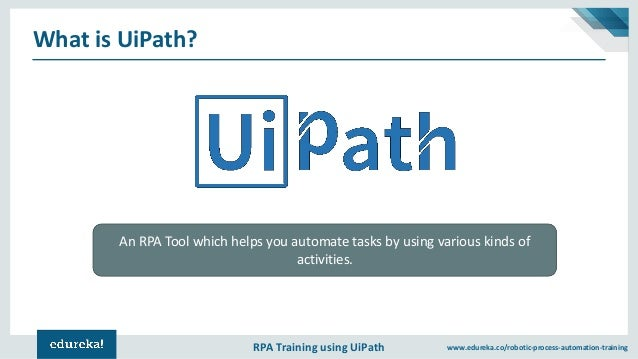 Uipath Automation Examples