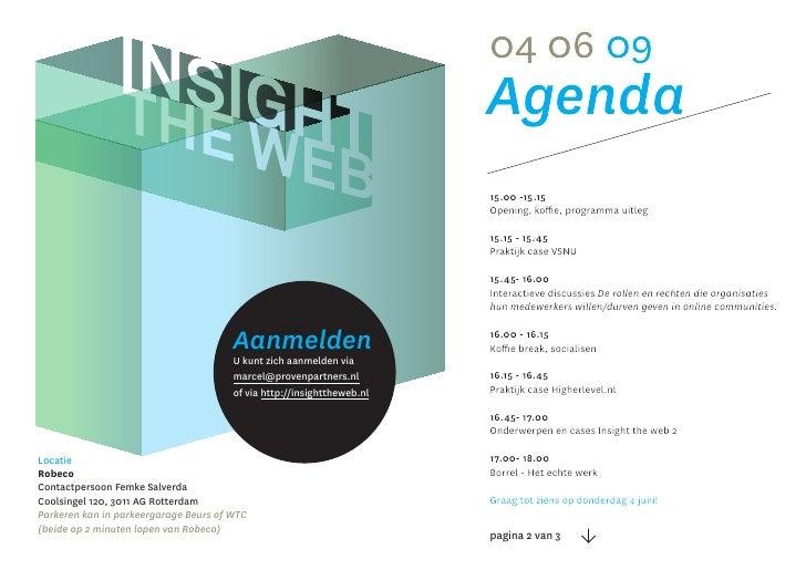 04 06 09                                                                         Agenda                                   ...