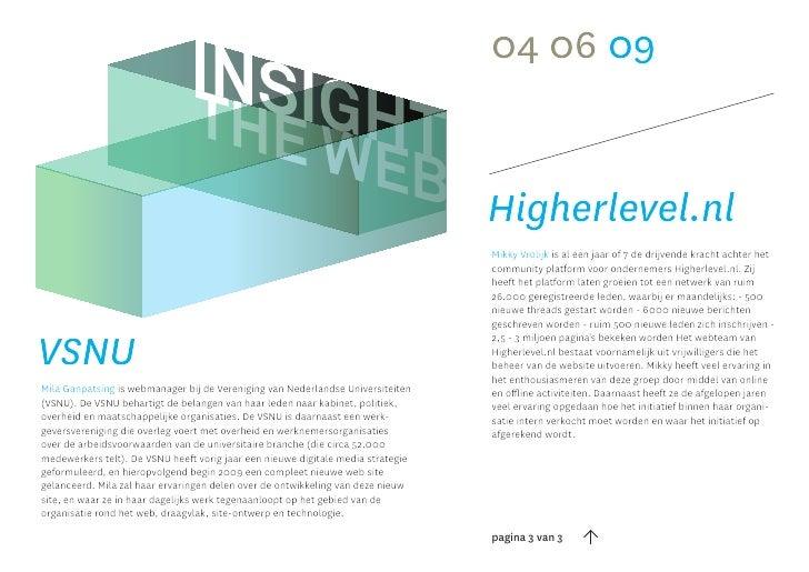 04 06 09                                                                                     Higherlevel.nl               ...