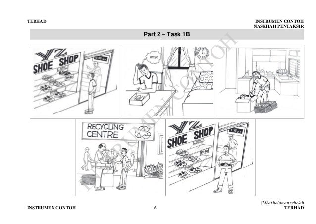 Pt3 Speaking Sample Test Examiner Booklet
