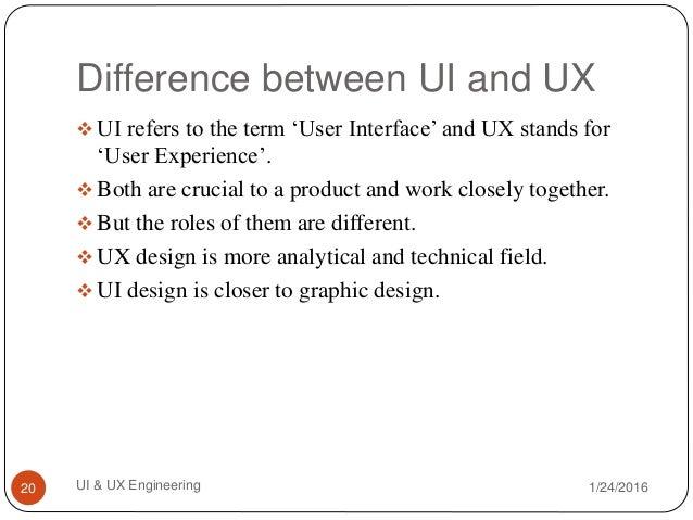 Ui Ux Engineering