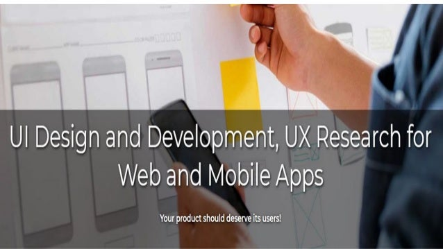 Peculiarities of UI/UX design for software products