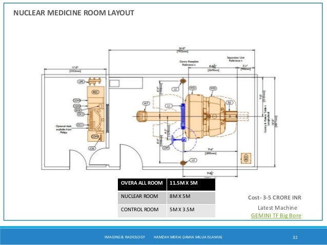 Nuclear Medicine Room Design