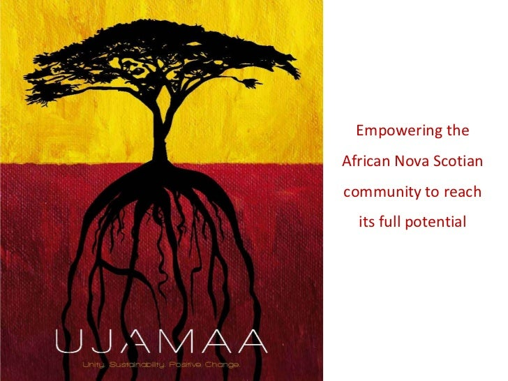 Empowering the African Nova Scotian community to reach its full potential<br />