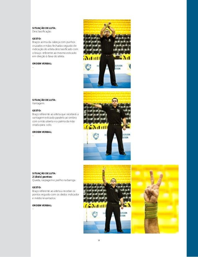 Livro Oficial de Regras de Jiu Jitsu da IBJJF CBJJ