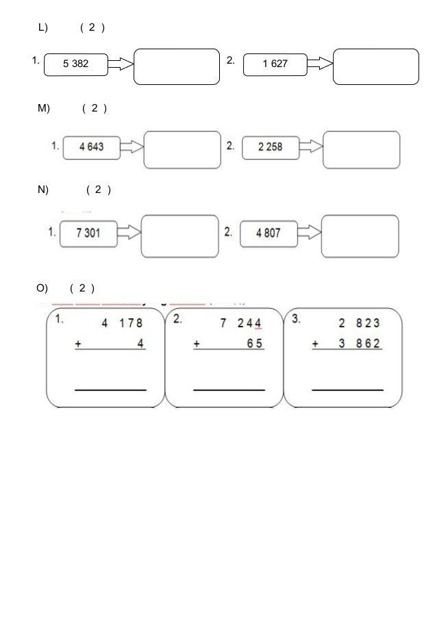 Soalan Matematik Tahun 5 Sjkt Rasmi Sud