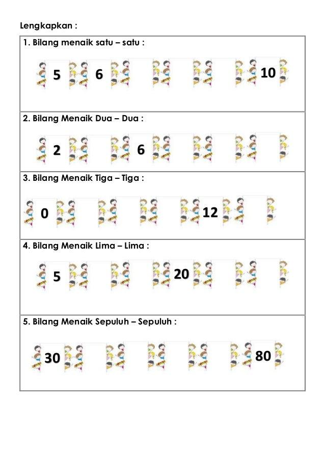 Ujian pertengahan tahun/matematik tahun 1