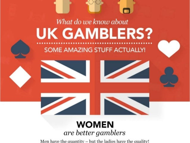 Gambling in uk statistics poker history facts