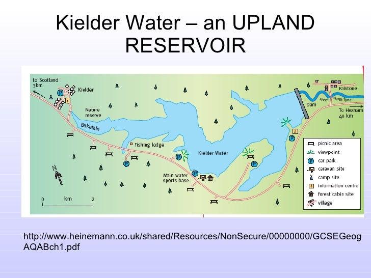 kielder water case study igcse