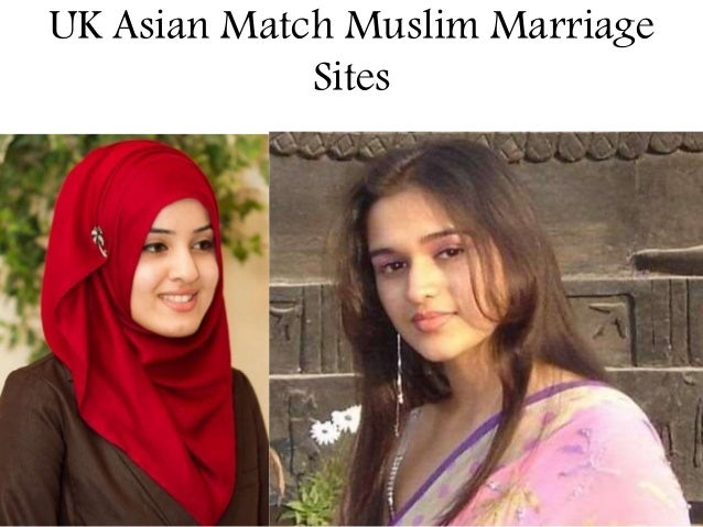 Marriage websites muslim