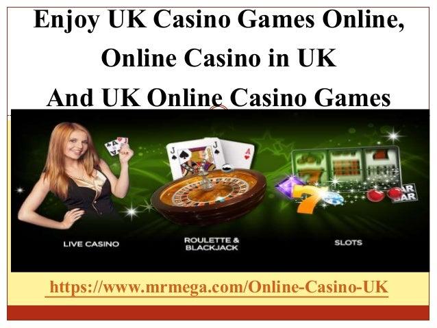 Uk Casino Games Online