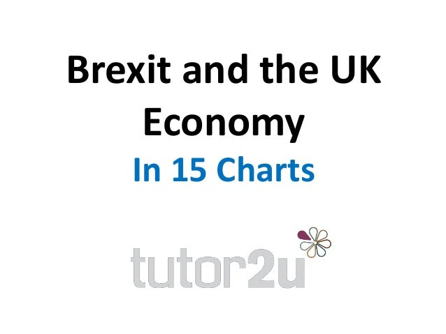 Brexit and the UK Economy In 15 Charts
