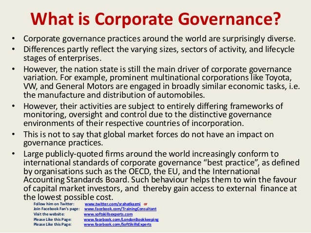 Essay on e governance