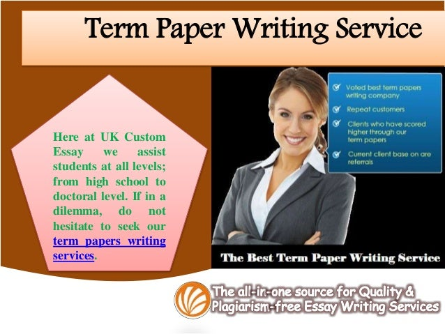 Customized essay