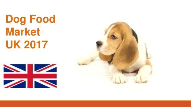 Dog Food Market Size Uk