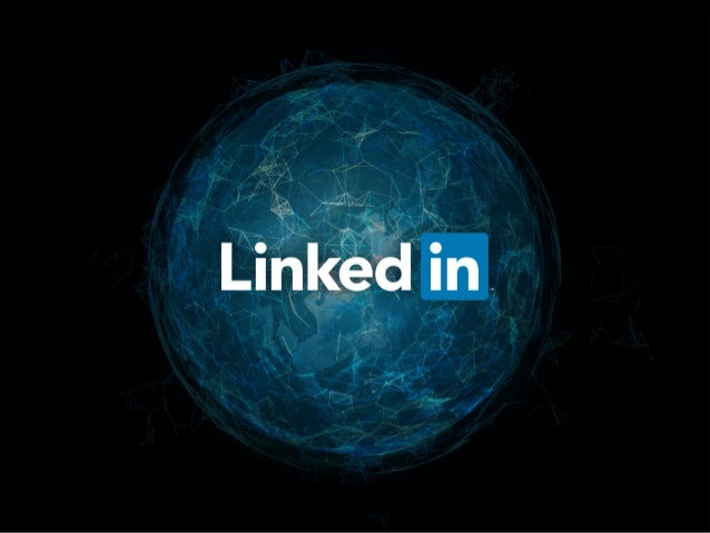 The professional engaging profile Connect all of the world's professionals Identity Networks Knowledge The definitive prof...