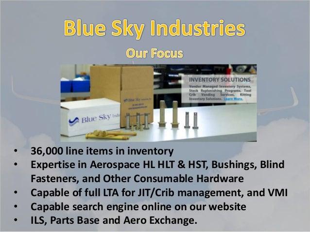 blue sky industries europe ltd