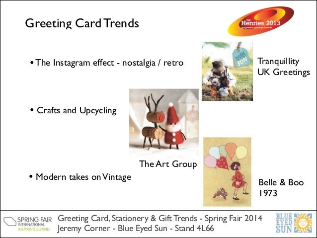 2014 trend insights uk greeting card stationery and gift markets greeting card m4hsunfo