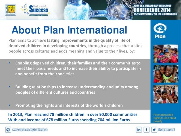 Plan International - How they trained global employees on