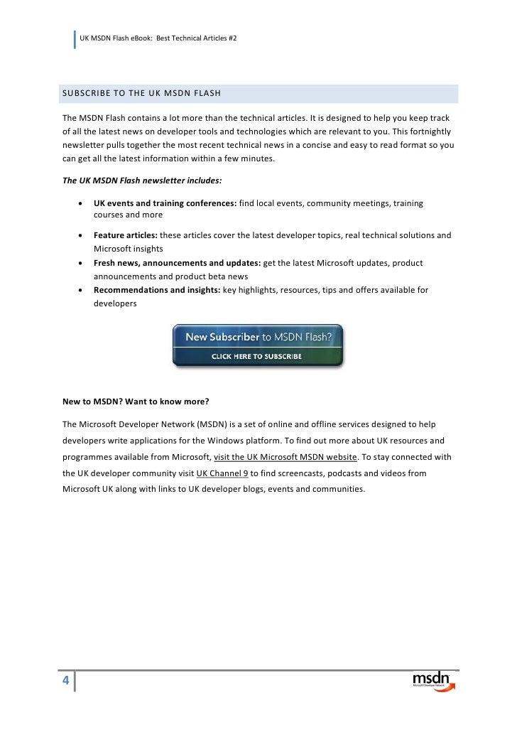 Uk msdn flash ebook best technical articles 2 ericnel 3 4 uk msdn flash ebook best fandeluxe Images