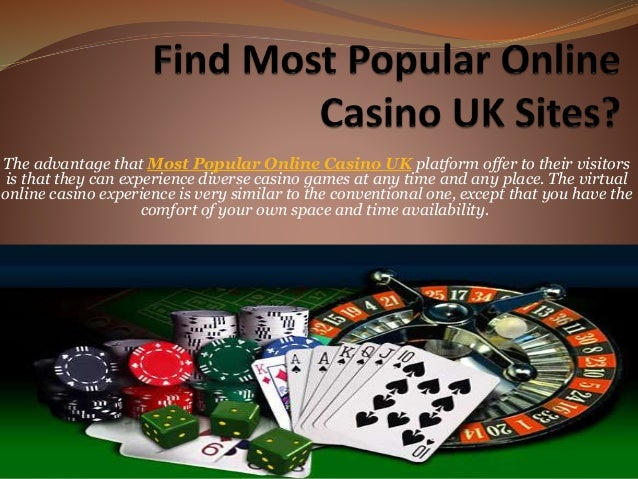 Top Uk Casino Sites