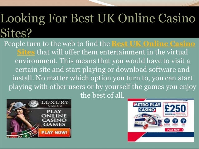 Top Online Casinos By Category