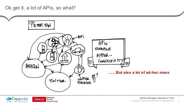 UKOUG - Implementing Enterprise API Management in the Oracle